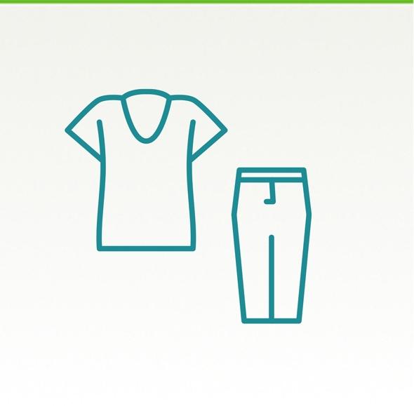 Praxisbekleidung