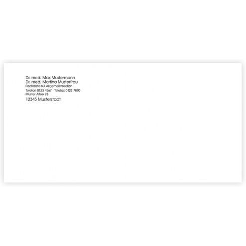 Briefumschläge C 680 ohne Fenster (1-farbig)