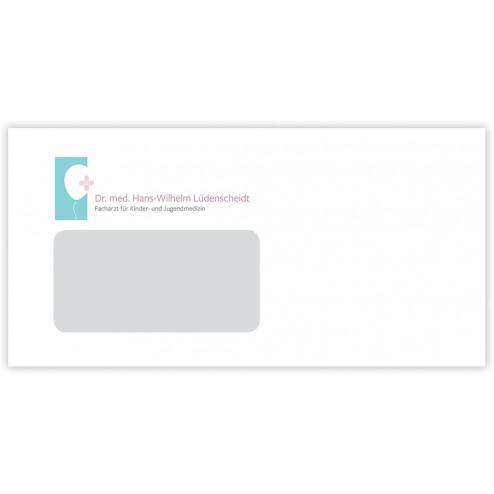 Briefumschläge C 680 mit Fenster Pila
