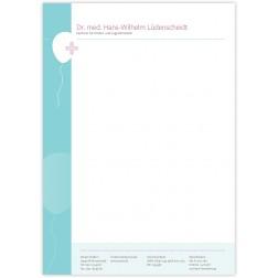 Briefbogen Pila
