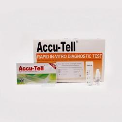 ACCU-Tell Covid-19 IgG/IgM, Antikörper-Schnelltest, 50 Stück