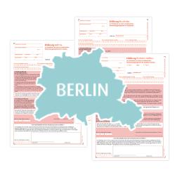 Muster/Formulare Berlin DMP