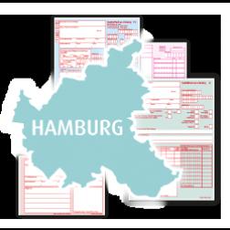 Muster/Formulare Hamburg