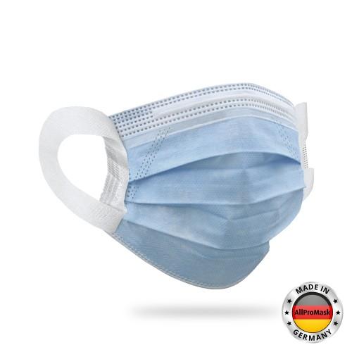 OP-Masken Typ IIR Comfort, Made in Germany, 50 Stück