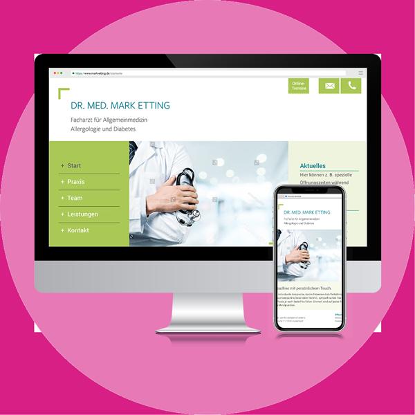 praxiswebsite